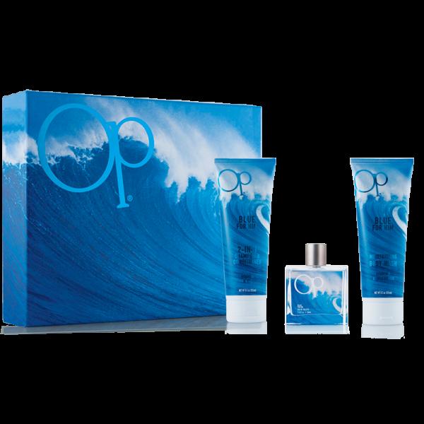 OP Blue 1.7 oz Men Gift SetPerfume GST