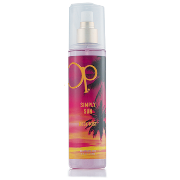Op Simply Sun Body Spray Mist Women