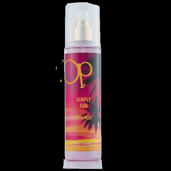 Op Simply Sun Body Spray Mist Women