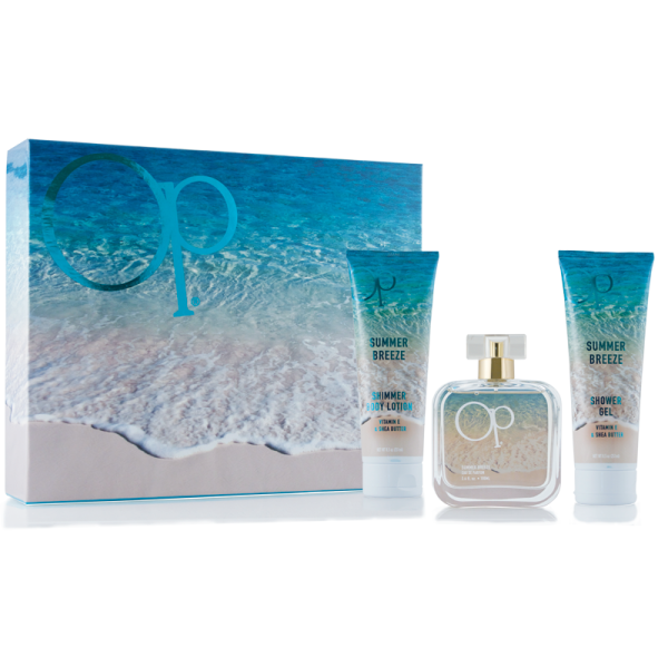 OP Summer Breeze 3.4 oz Women Gift Set Perfume GST