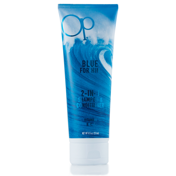 OP Blue Men's 2 in 1 Shampoo & Conditioner