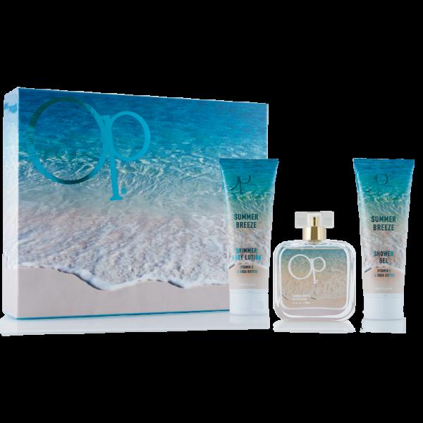 OP Summer Breeze 3.4 oz Women Gift SetPerfume GST